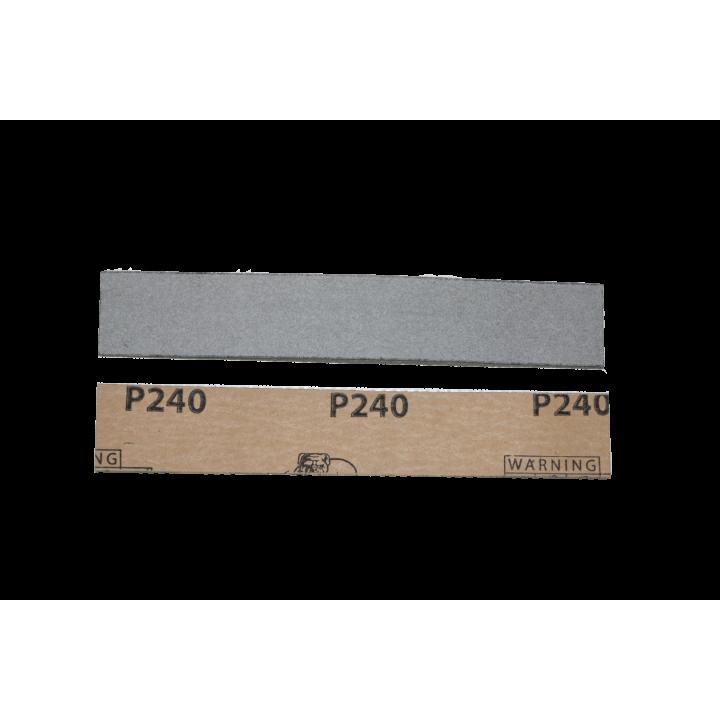 Абразивная бумага 10шт 25х150мм P400