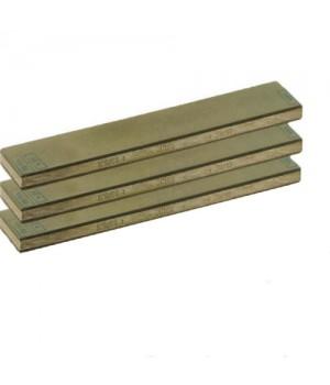 Набор алмазных брусков Мастер 3-шт 25х10х200 мм  100% алмаза