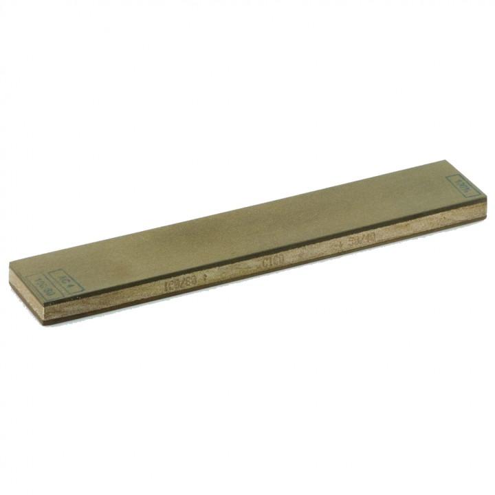 Брусок алмазный 25 %, 100/80-50/40 25х200х10 мм