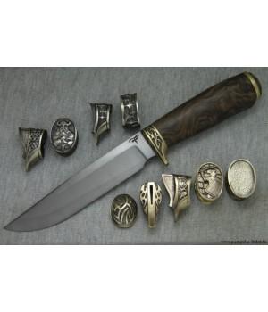 Авторский нож Пампуха модель 077