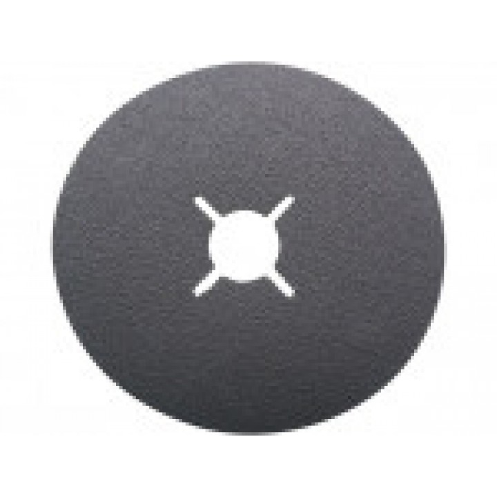 Фибровый круг диаметр 125мм, зерно P24
