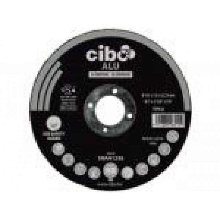 Отрезной круг по алюминию Cibo 230x2x22,2