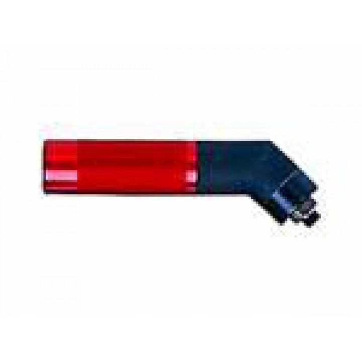 Угловая цанговая насадка (45градусов) Suhner WI 10-45Вє