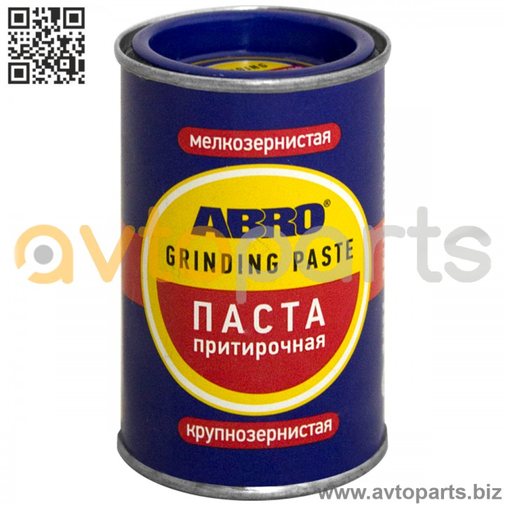 Паста для притирки клапанов ABRO Paste, 100 гр / GP-201-R