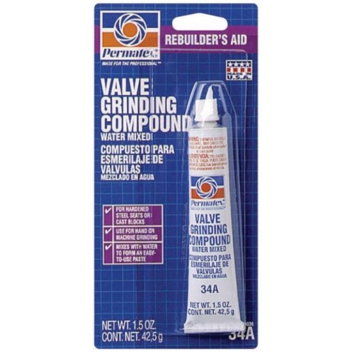 Паста для притирки клапанов « Valve Grinding Compound», 42,5 г Permatex 80036