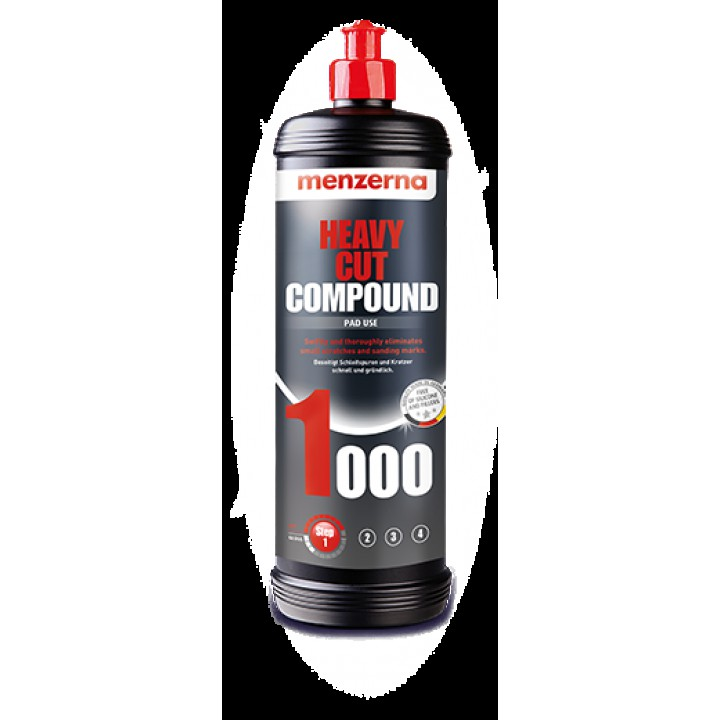 Menzerna Высокоабразивная полировальная паста Heavy Cut Compound 1000 22984.261.870
