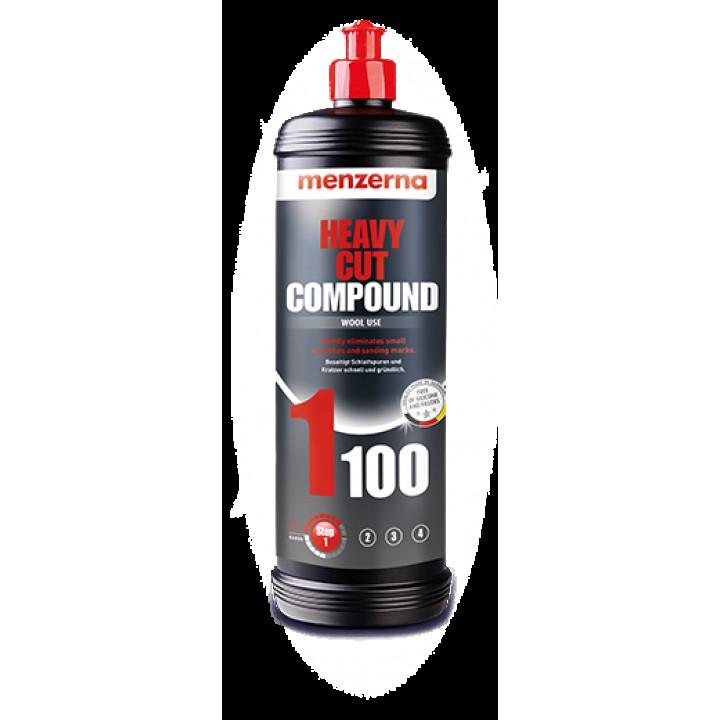 Menzerna Высокоабразивная полировальная паста Heavy Cut Compound 1100 22930.261.870