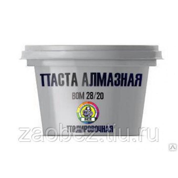 Паста алмазная АСМ 40/28 ПОМ ГОСТ 9206-80 ПОМ