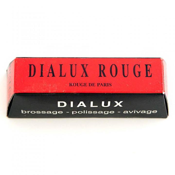 Паста полировальная Dialux красная