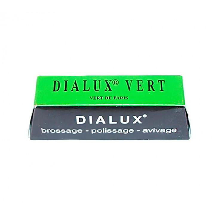 Паста полировальная Dialux зеленая