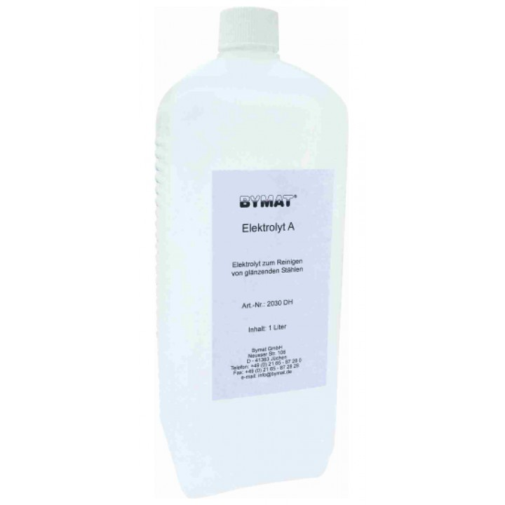 Электролит С, для электрохимической полировки, содержание 5 литров