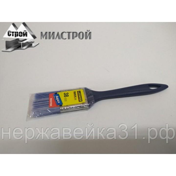 Кисть плоская 38 мм Aqua STAYER MAXLine
