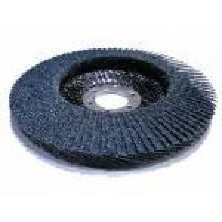 Круг лепестковый торцевой Cibo FSC/90 d125, зерно Р60
