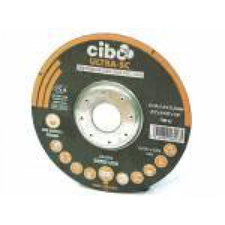 Круг отрезной Cibo Ultra 125x1мм