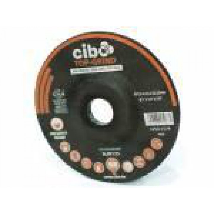 Круги зачистные CIBO, d125*6,5мм