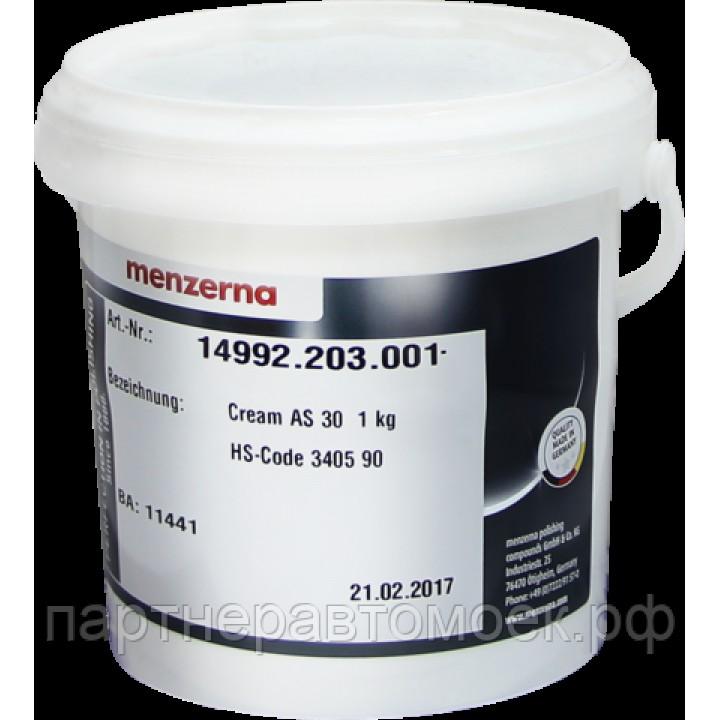 Menzerna AS 30 Высокоабразивная полировальная паста