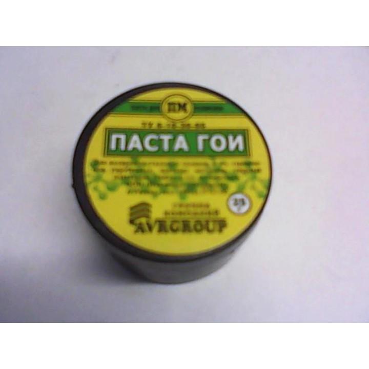 Паста ГОИ для полировки металлов и пластмасс 25гр. 200001
