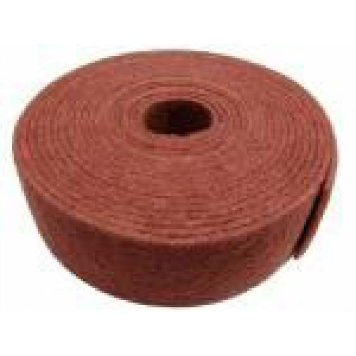 Рулон из нетканого абразивного материала GTOOL, зерно Fine (Р220-240), (10м)