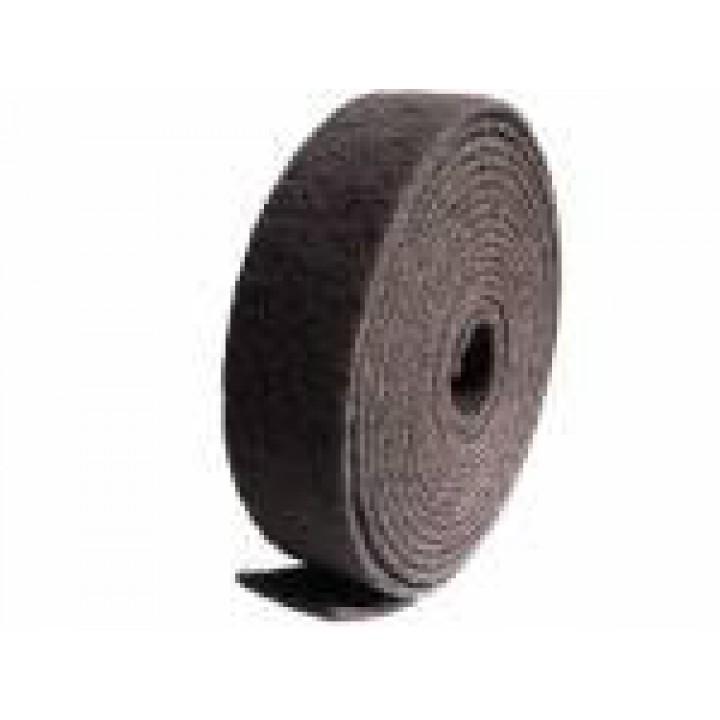 Рулон из нетканого абразивного материала GTOOL, зерно Medium (P180), (10м)