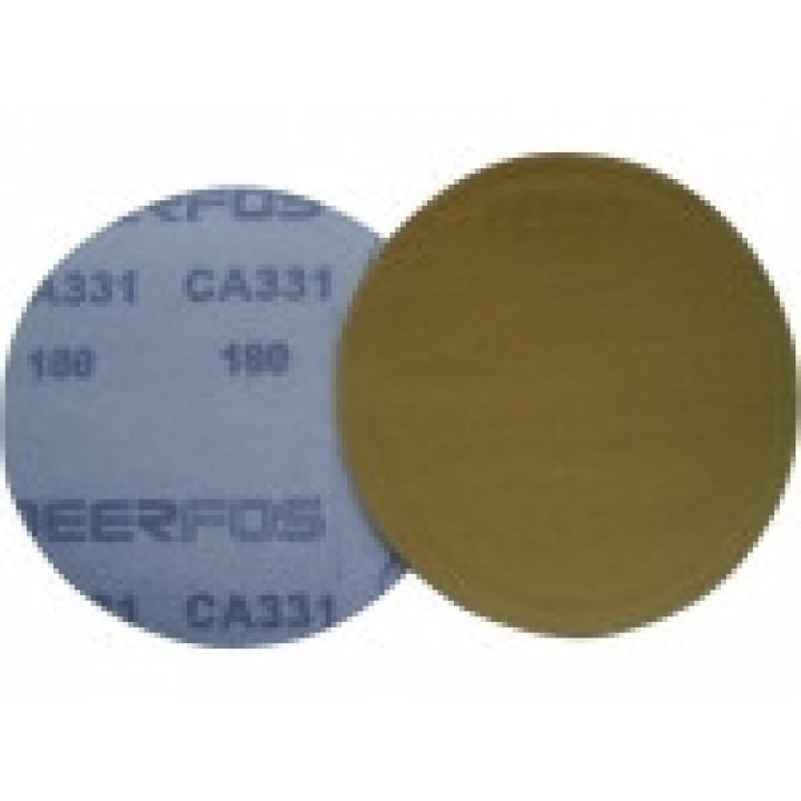 Шлифовальные круги CA331 d75, на липучке, зерно P80