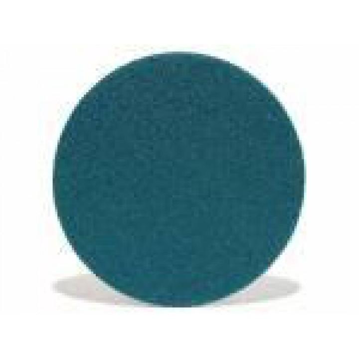 Шлифовальные круги ZK d125, на липучке, зерно P80
