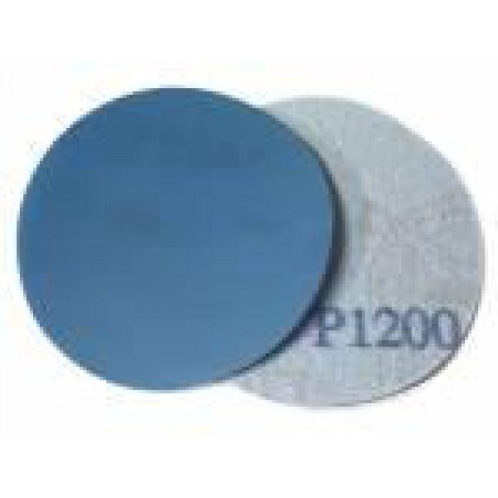Шлифовальный круг DEERFOS SA331 d75мм, зерно P1200 (без отверстий)
