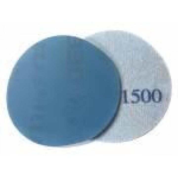 Шлифовальный круг DEERFOS SA331 d75мм, зерно P1500 (без отверстий)