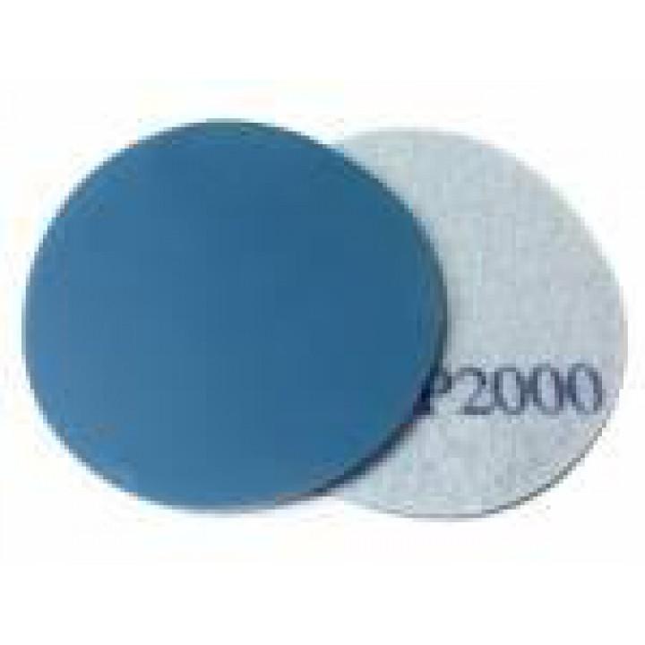 Шлифовальный круг DEERFOS SA331 d75мм, зерно P2000 (без отверстий)