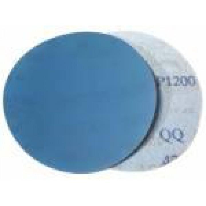 Шлифовальный круг SA331 d125мм, зерно P1200 (без отверстий)