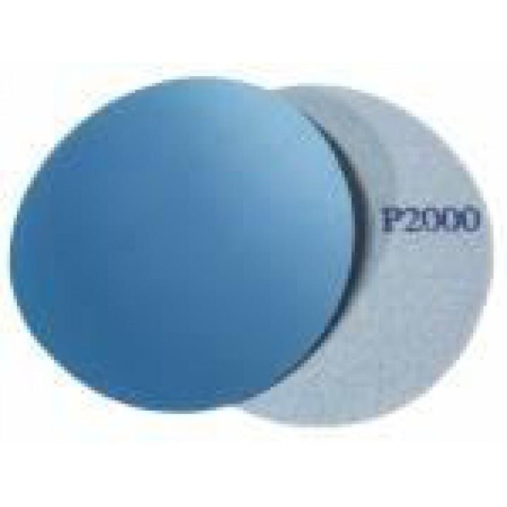 Шлифовальный круг SA331 d125мм, зерно P2000 (без отверстий)