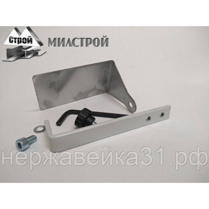Защитная скоба и держатель комплект 100х100
