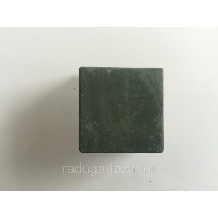 Химия для кожи - (паста ГОИ аналог) паста для заточки, полировки и правки инструментов. Кубик 30 грамм