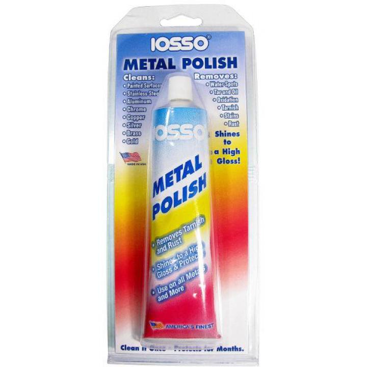 Паста полировочная ISSO METAL POLISH 85 г