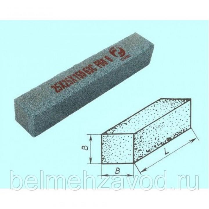 Брусок шлифовальный 13х13х150 63C 25 СТ1 (GC F60 O)