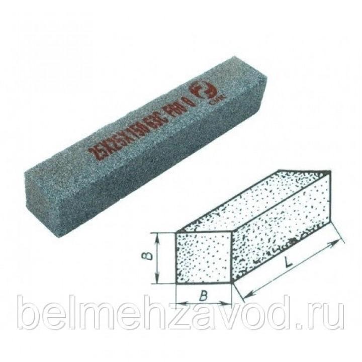 Брусок шлифовальный 20х20х150 63C 25 СТ1 (GC F60 O)