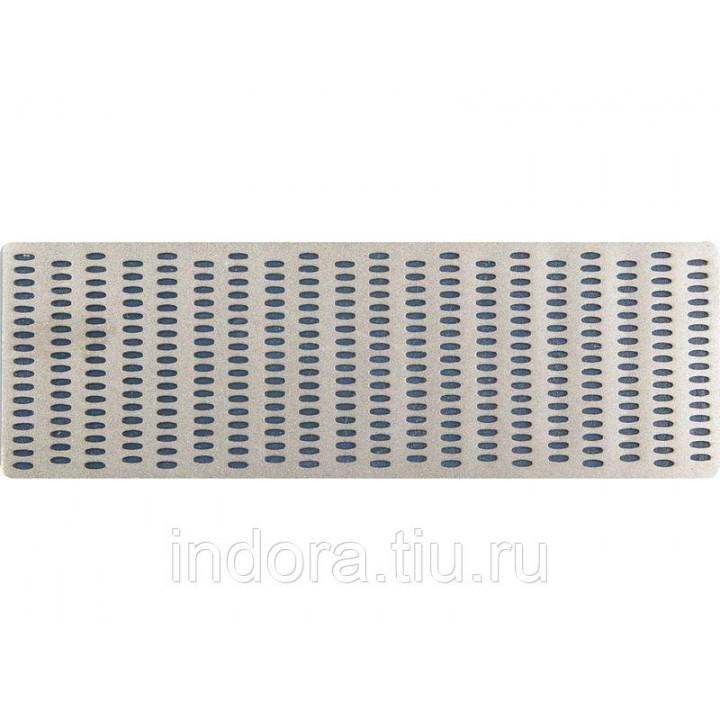 Пластина LEGIONER абразивная крупнозернистая, 70 х 200 мм Арт: 35715-03