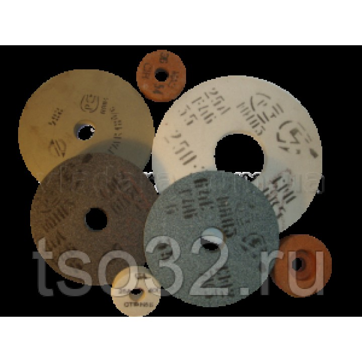Шлифовальные диски и бруски 25А ПП 125Х20Х32