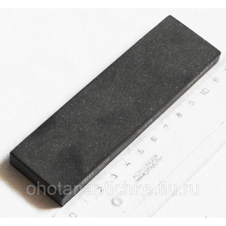 Брусок алмазный двустор. 100/80+80/63, 120х35х10 мм, С 25%