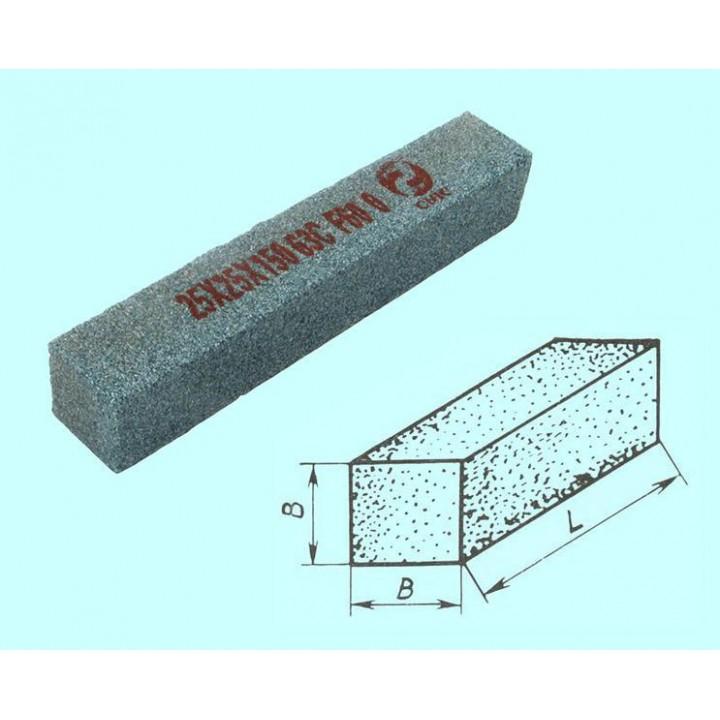 Брусок шлифовальный 6х6х100 63C 25 СТ1 (GC F60 O)
