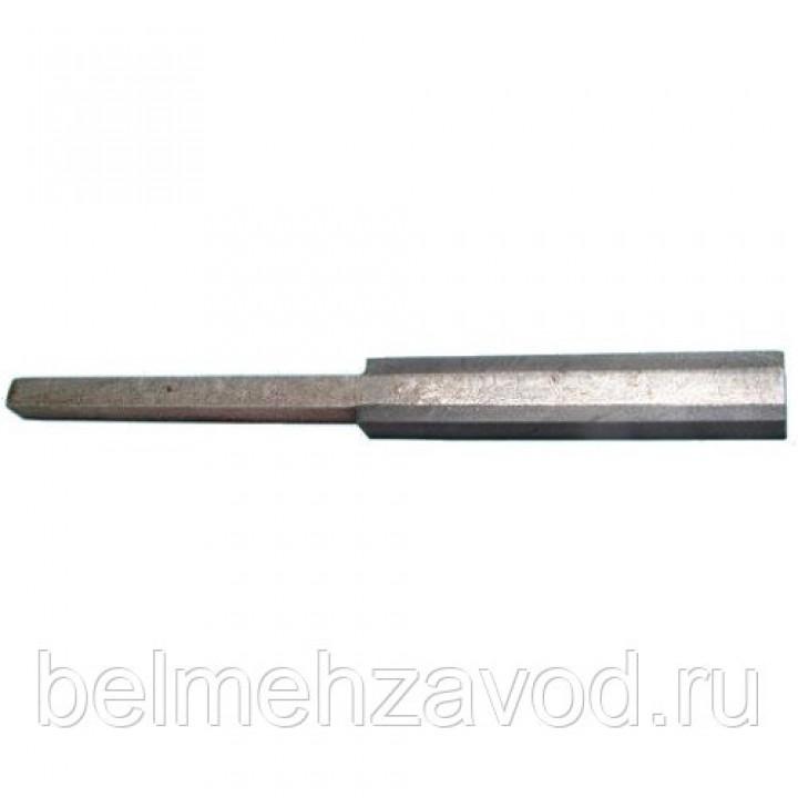 Брусок алмазный Тип 02 Двухсторонний (плоский) АБД 80х8х3х160 АС4 100/80 16,8 карат с ручкой