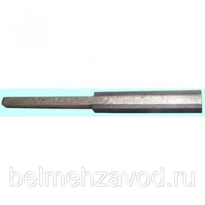 Брусок алмазный Тип 02 Двухсторонний (плоский) АБД 80х8х3х160 АС4 80/63 16,8 карат с ручкой