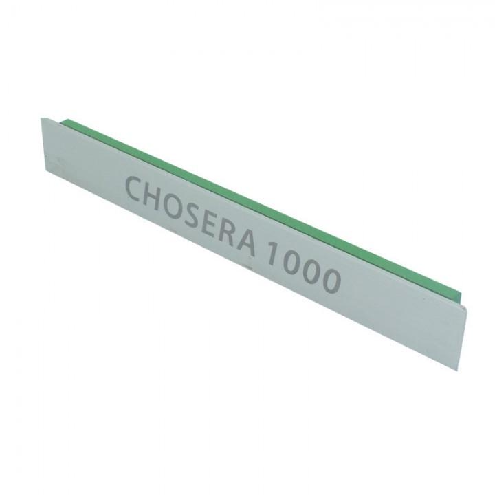 Абразивный точильный камень для заточки NANIWA CHOSERA на бланке Professional Stone 150х20х5 1000 грит