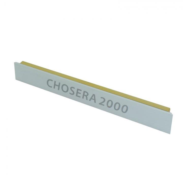 Абразивный точильный камень для заточки NANIWA CHOSERA на бланке Professional Stone 150х20х5 2000 грит