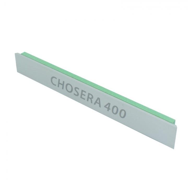 Абразивный точильный камень для заточки NANIWA CHOSERA на бланке Professional Stone 150х20х5 400 грит