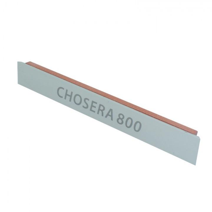 Абразивный точильный камень для заточки NANIWA CHOSERA на бланке Professional Stone 150х20х5 800 грит