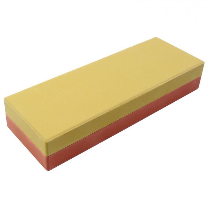 Абразивный точильный камень для заточки NANIWA Multi Stone Series 1000/3000 (185x65x30мм)