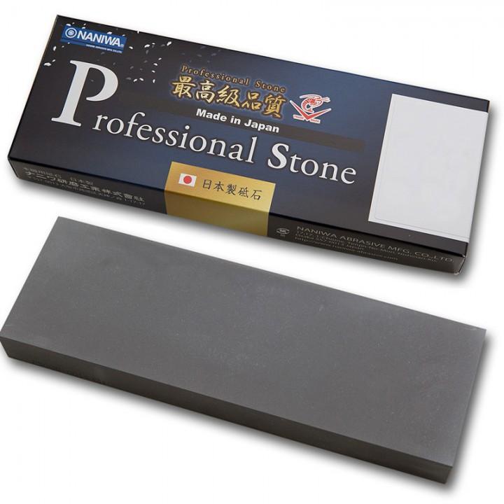 Абразивный точильный камень для заточки NANIWA Professional 5000 grit(210x70x20 мм)