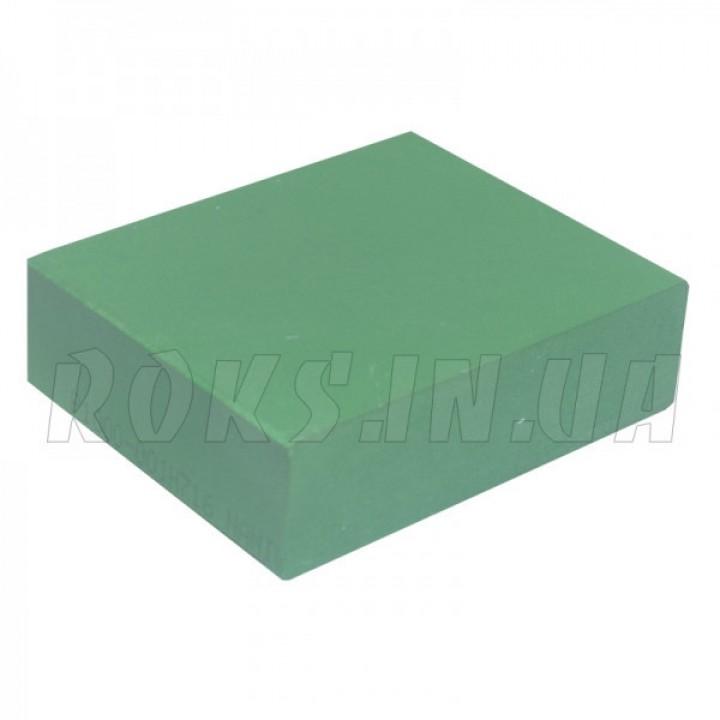 Абразивный точильный камень для заточки NANIWA Professional Stone обрез., 70х55-57х20мм 1000 grit (темно-зел.)