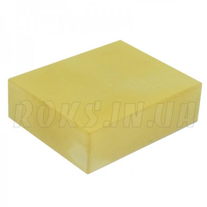 Абразивный точильный камень для заточки NANIWA Professional Stone обрез., 70х55-57х20мм 2000 grit (оливковый)