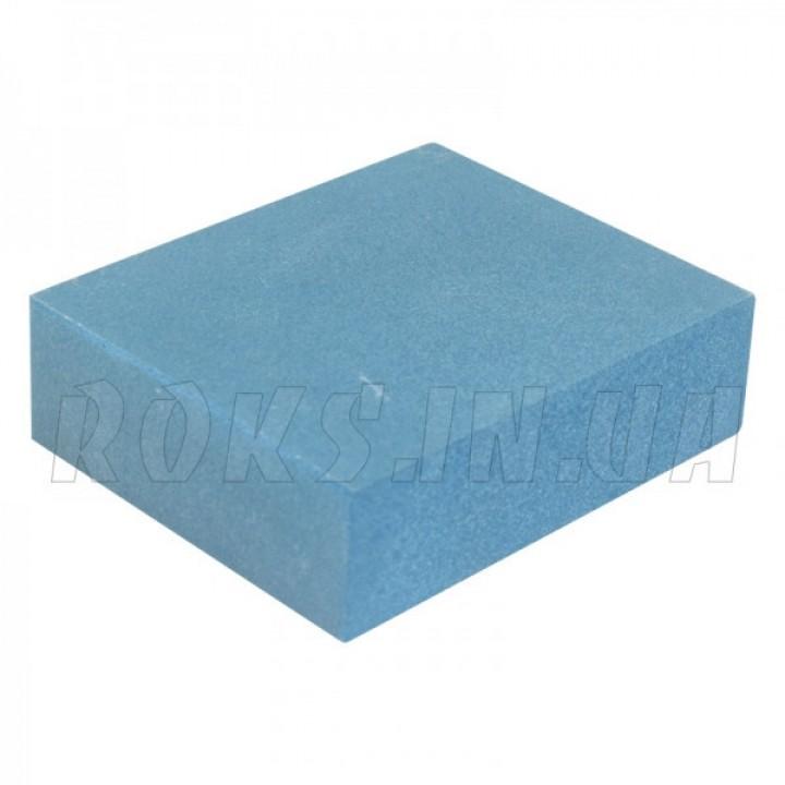 Абразивный точильный камень для заточки NANIWA Professional Stone обрез., 70х55-57х20мм 600 grit (темно-синий)
